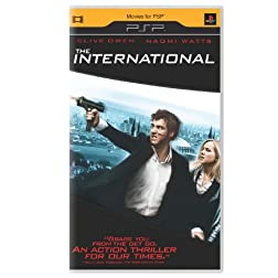 The International [UMD for PSP]