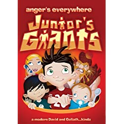 Juniors Giants: Anger's Everywhere