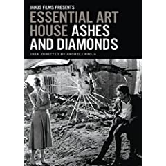 Essential Art House: Ashes and Diamonds