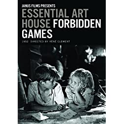 Essential Art House: Forbidden Games