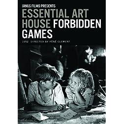 Essential Art House: Forbidden Games