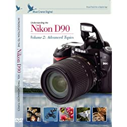Introduction to the Nikon D90 Volume 2: Advanced Topics