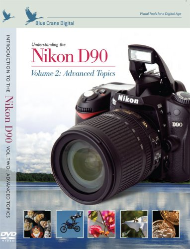 Introduction to the Nikon D90 Volume 2: Advanced Topics