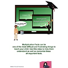 Smartypants: Multiplication Tables