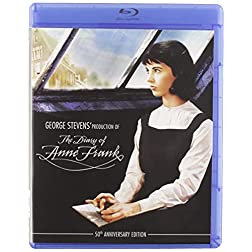 The Diary of Anne Frank [Blu-ray]