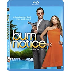 Burn Notice: Season Two [Blu-ray]