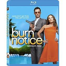 Burn Notice: Season Two [Blu-ray]