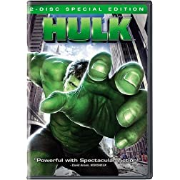 Hulk (Two-Disc Special Edition)