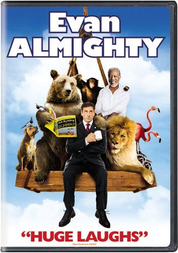 Evan Almighty (Full Screen) - Land of the Lost Movie Cash