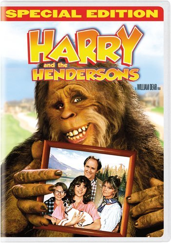 Harry and the Hendersons (Special Edition) - Land of the Lost Movie Cash