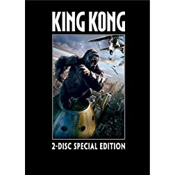 King Kong Special Edition - Land of the Lost Movie Cash