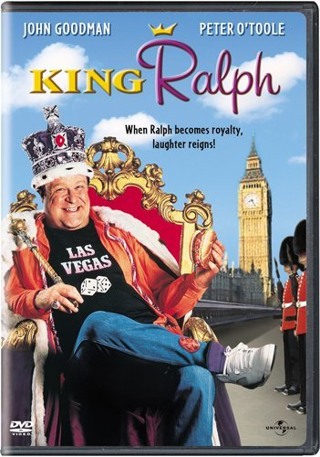 King Ralph - Land of the Lost Movie Cash