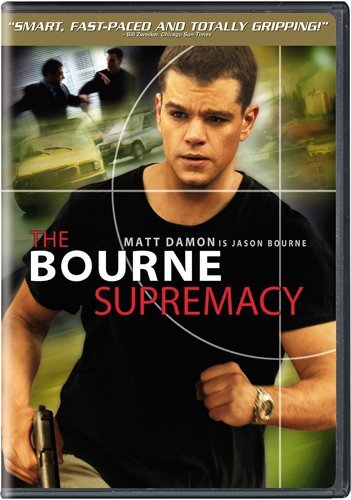 The Bourne Supremacy - Land of the Lost Movie Cash