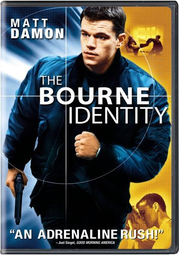 The Bourne Identity - Land of the Lost Movie Cash