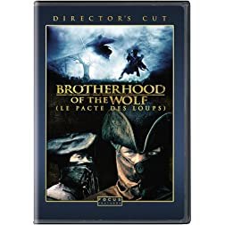 Brotherhood of the Wolf Director's Cut - Land of the Lost Movie Cash