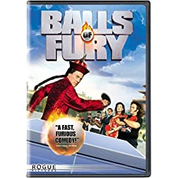 Balls of Fury - Land of the Lost Movie Cash