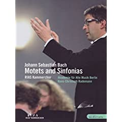RIAS Kammerchor: Bach - Motets and Sinfonias