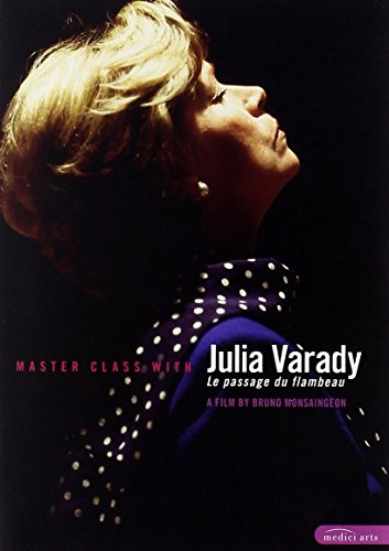 Master Class with Julia Varady: Le Passage du Flambeau