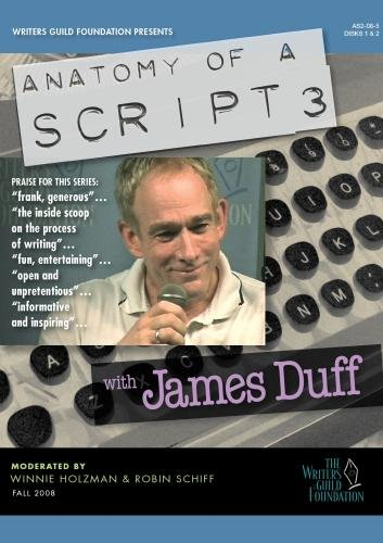 Anatomy of a Script 3 - James Duff (two-disc set)