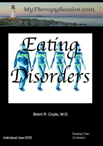 Eating Disorders - Individual Use DVD Copy*