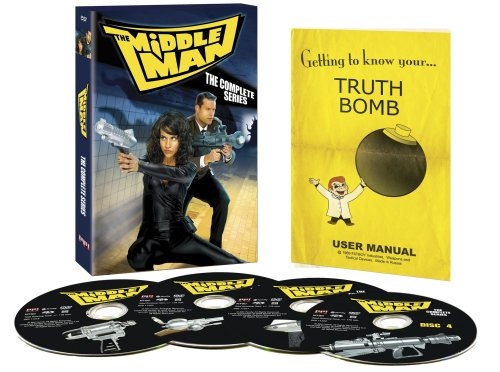 The Middleman: The Complete Series