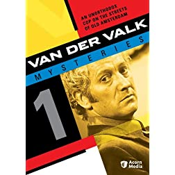 Van der Valk Mysteries, Set 1