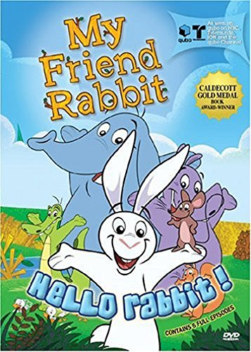 My Friend Rabbit: Hello Rabbit