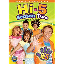 Hi-5: Season Two