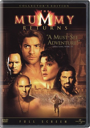 The Mummy Returns (Full Screen Collector's Edition) - Land of the Lost Movie Cash