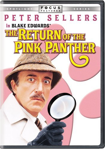 Return of the Pink Panther - Land of the Lost Movie Cash