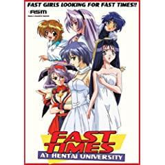 Fast Times at Hentai University