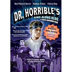 New Video Group Dr Horribles Sing-along Blog [dvd]