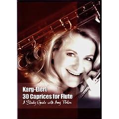 Karg-Elert 30 Caprices for Flute