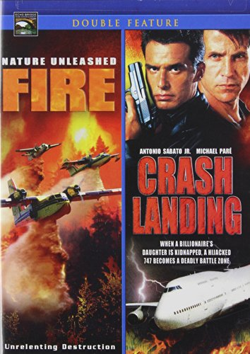 Nature Unleashed: Fire/Crash Landing