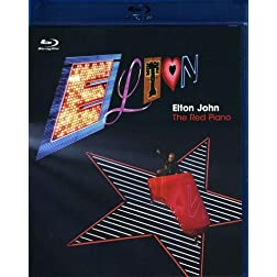The Red Piano [Blu-ray]