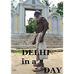 India - Delhi in a Day