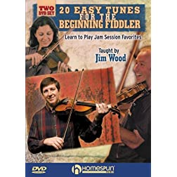 20 Easy Tunes for the Beginner Fiddler
