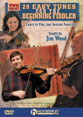 20 Easy Tunes for the Beginner Fiddler