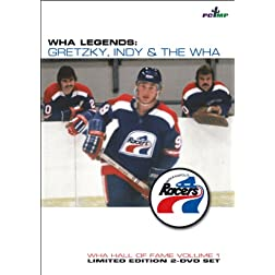 Gretzky, Indy & The WHA