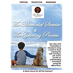 Pet Memorial Service & Grieving Guide