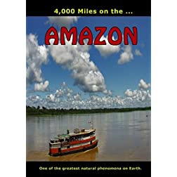 4,000 Miles on the.. Amazon