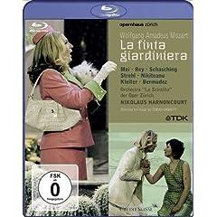 La Finta Giardiniera [Blu-ray]