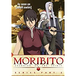 Moribito: Guardian of the Spirit Volumes 3 & 4 (2-Pack)