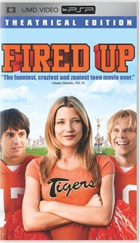 Fired Up (Rated) (Ws Dub Sub) [UMD for PSP]