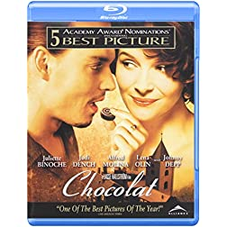 Chocolat (2000) (Blu-Ray) [Blu-ray]