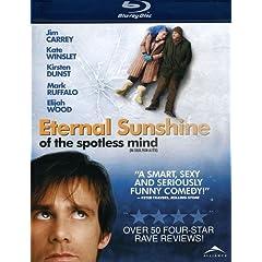 Eternal Sunshine of the Spotless Mind (Blu-Ray) [Blu-ray]