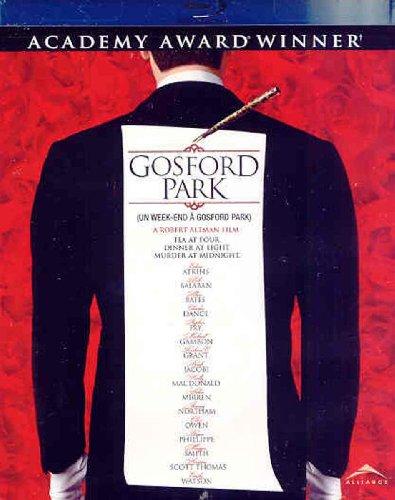 Gosford Park (Blu-Ray) [Blu-ray]