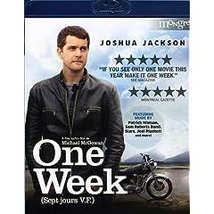 One Week (2008) [Blu-ray]