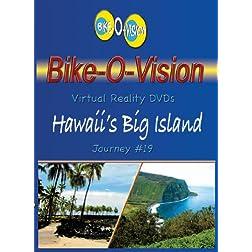 Bike-O-Vision Cycling DVD Journey #19 Hawaii's Big Island