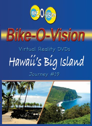 Bike-O-Vision Cycling DVD Journey #19 Hawaii's Big Island